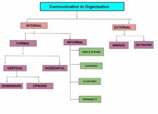 Communication in Organisation