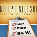 Development Of Entrepreneurship